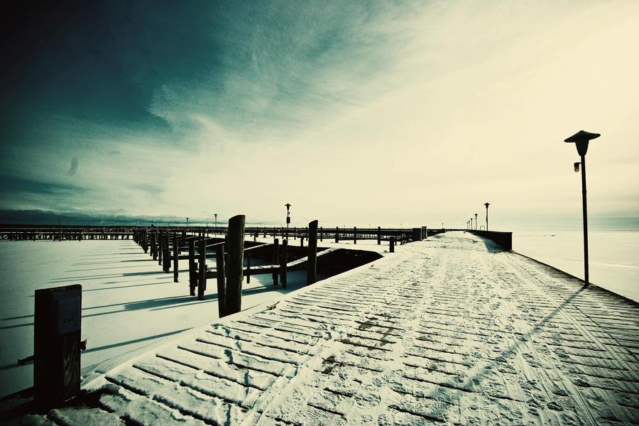 Dock by ArielAPeters