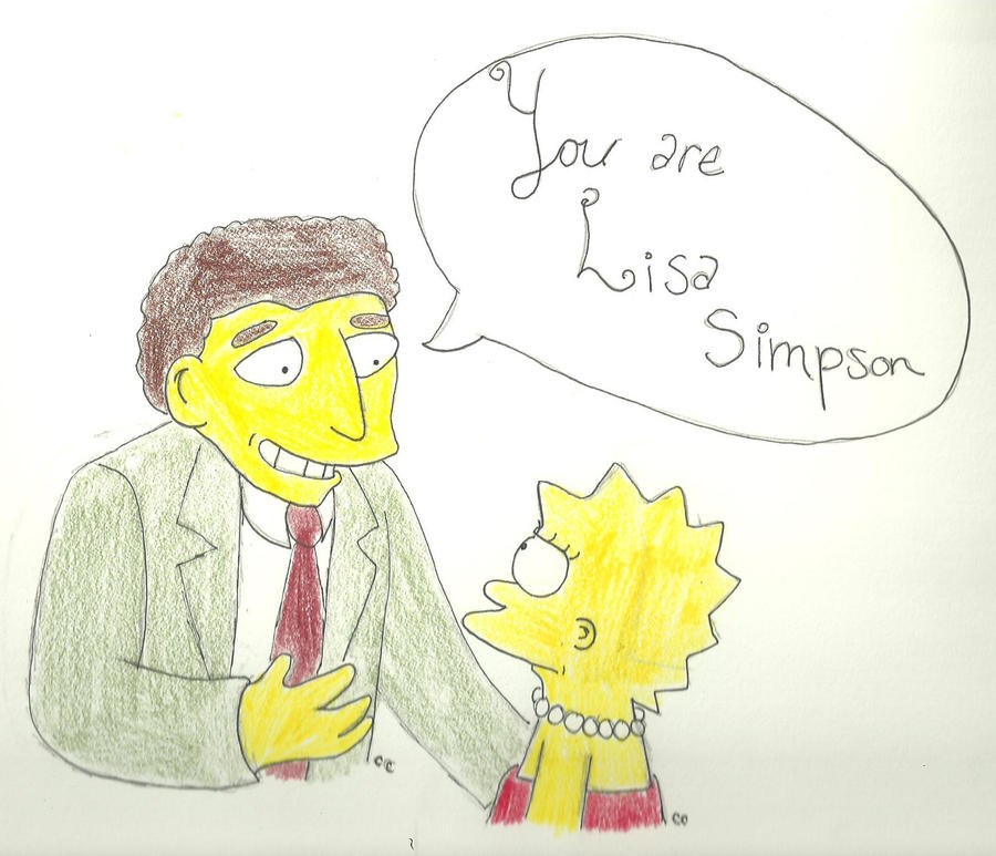 You Are Lisa Simpson by TheSimpsonsFanGirl