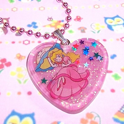 Super Princess Peach Wallpaper