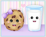 Cookies and Milk - True Love 4