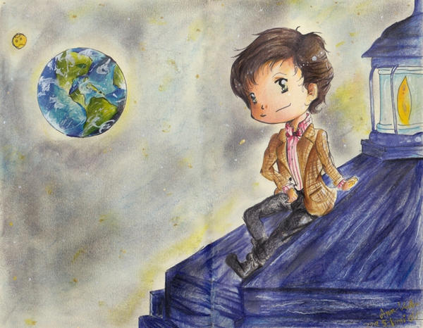 The World by Saki-Kisu