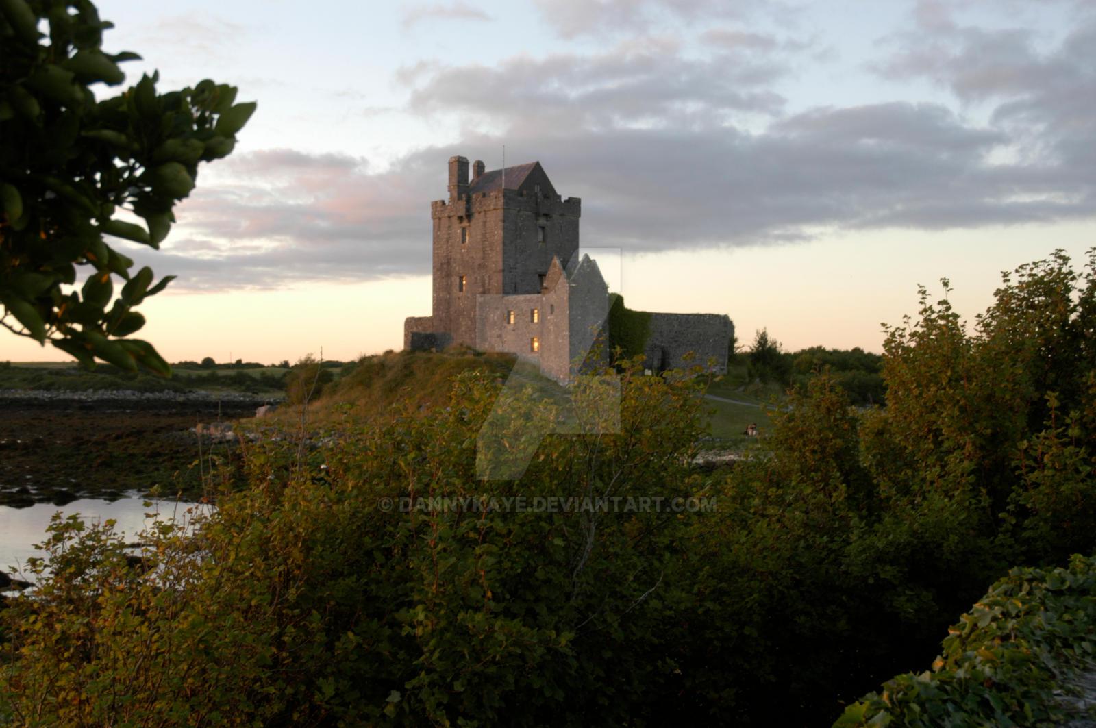 castle ireland by dannykaye