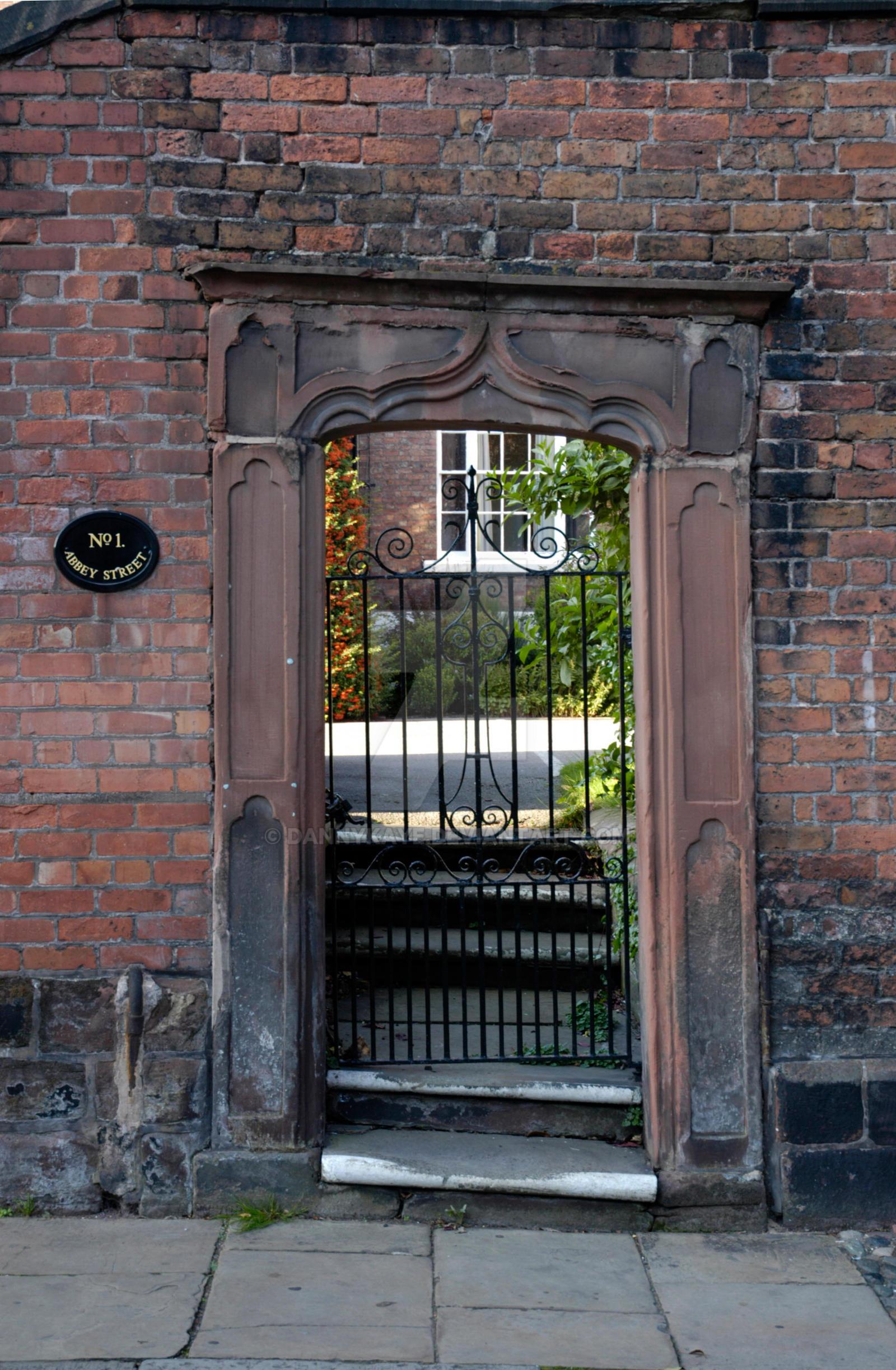 Gate Ireland by dannykaye