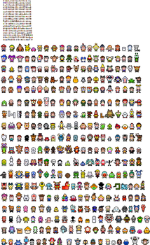 Pixelated Gaming All-Stars (Updated 10-10)