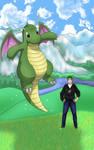 Shiny Dragonite - Stormsword82