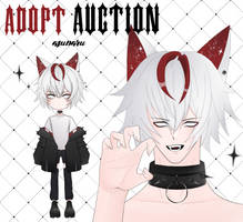 ADOPTABLE AUCTION [OPEN] by Asunary