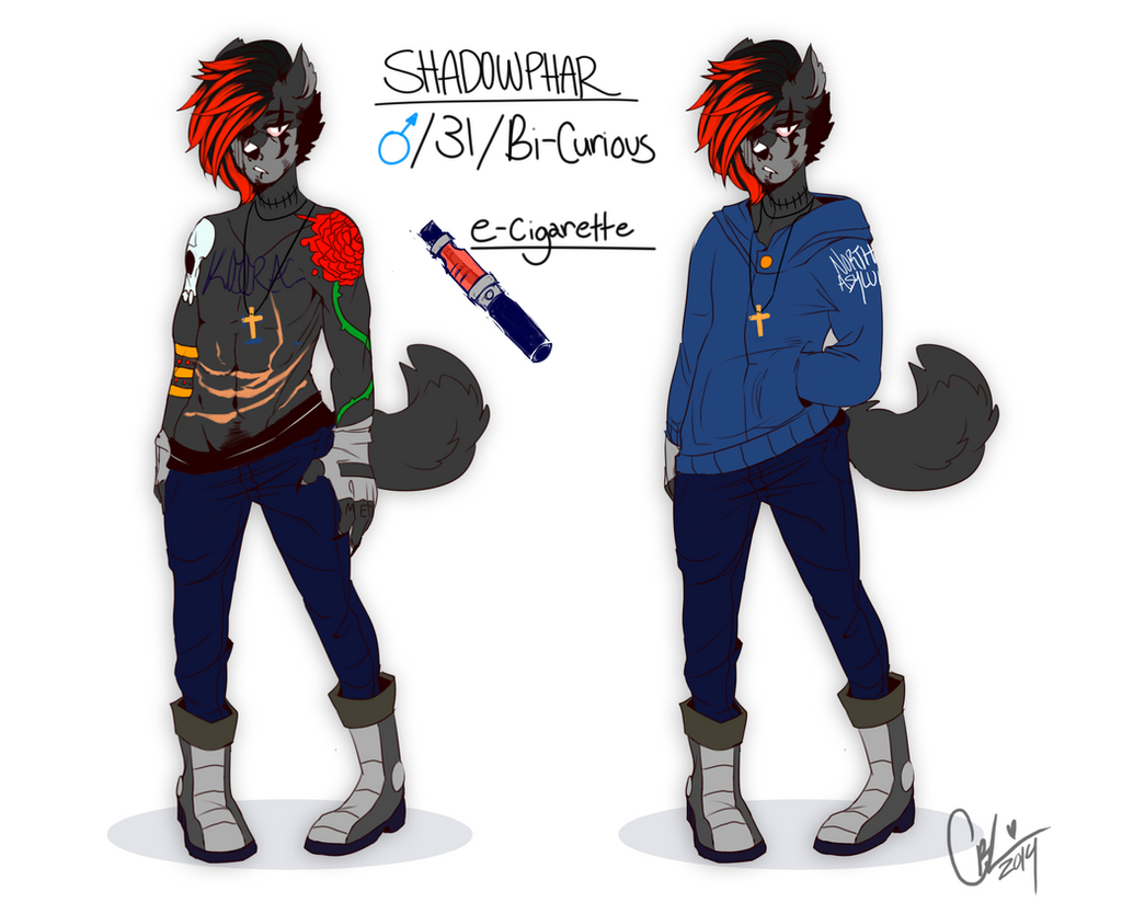 Shadowphar Reference .:2014:. by VANG0GH
