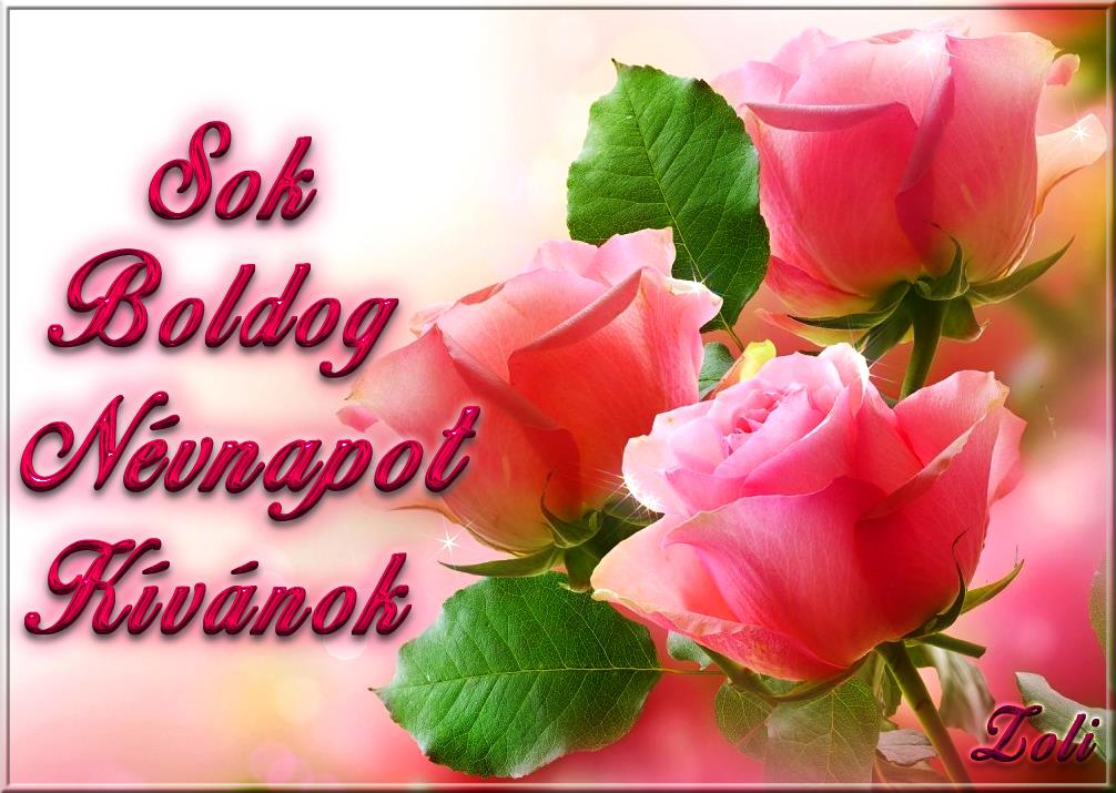 boldog névnapot kívánok Sok Boldog Névnapot — TakBuzz boldog névnapot kívánok