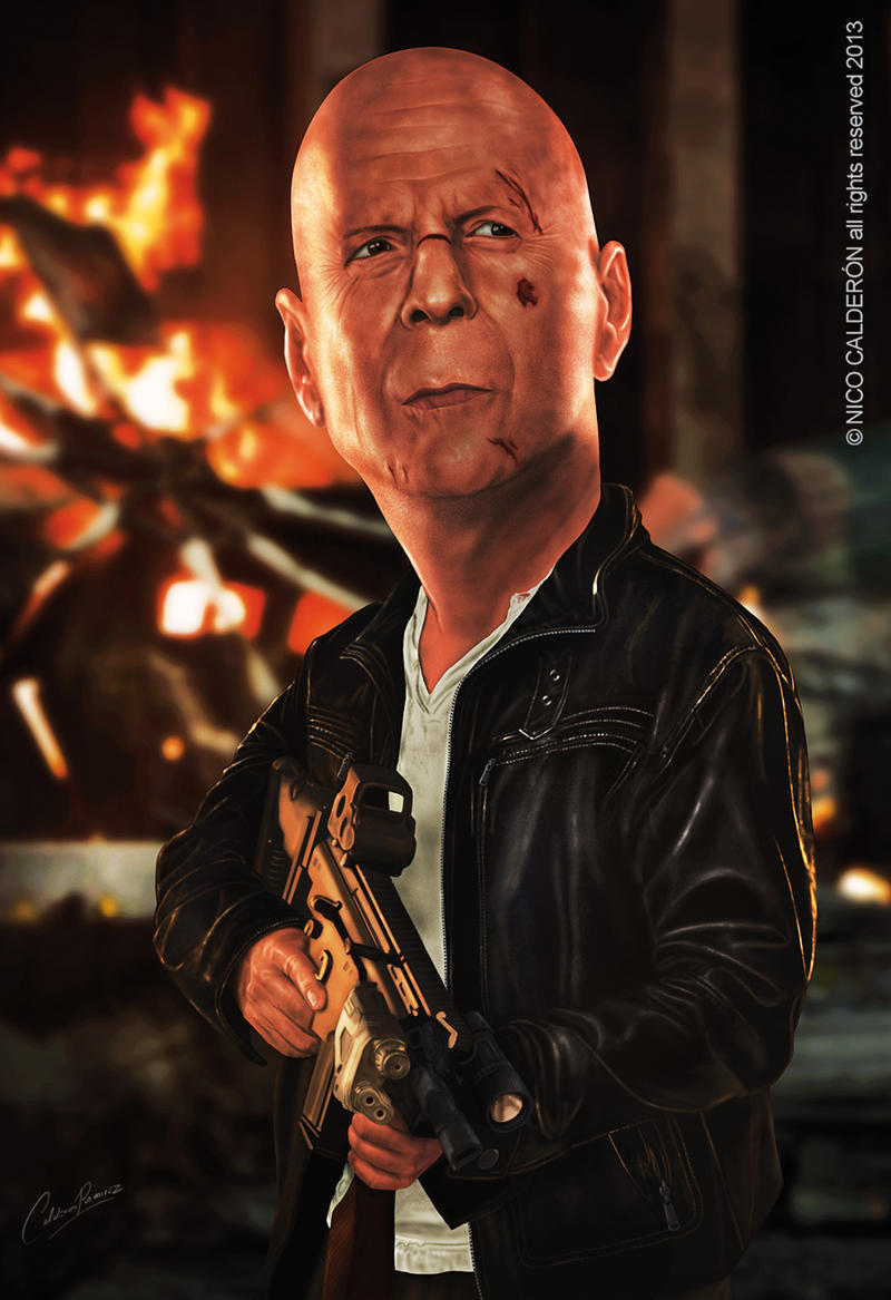 Bruce Willis Die Hard 4 Images & Pictures - Becuo Bruce Willis Die Hard