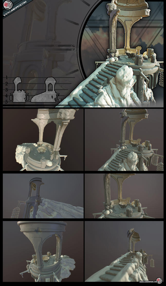 Sacrificial Lookout by vonkoz