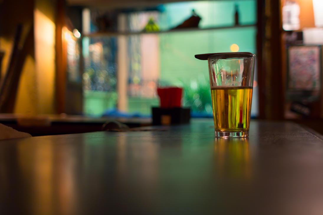 North Beach Bar by crag137
