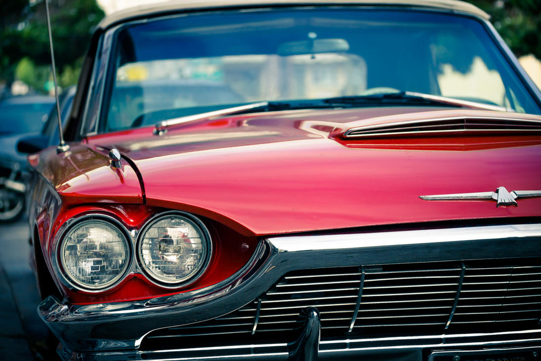 1965 Thunderbird by crag137