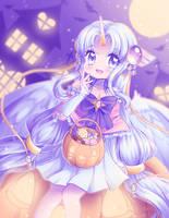 Happy Halloween! by MagicalHelen
