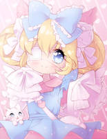 C: Cutesu 1/2 by MagicalHelen