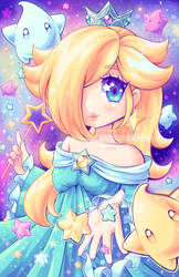 Rosalina by MagicalHelen