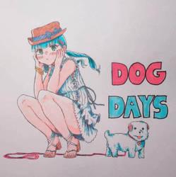 Dog days by Schmavies
