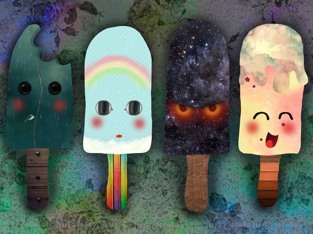 Ice Cream by Labuate