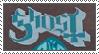Ghost Stamp by LaikaFlash