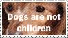Pets, not Fur-Children by Laika-chan