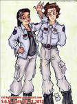 RD - :Series 1 Lister and Rimmer: