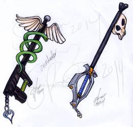 KH-SHER :Keyblades: