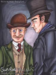 SHER - :Boys of Baker Street (TAB EDITION):