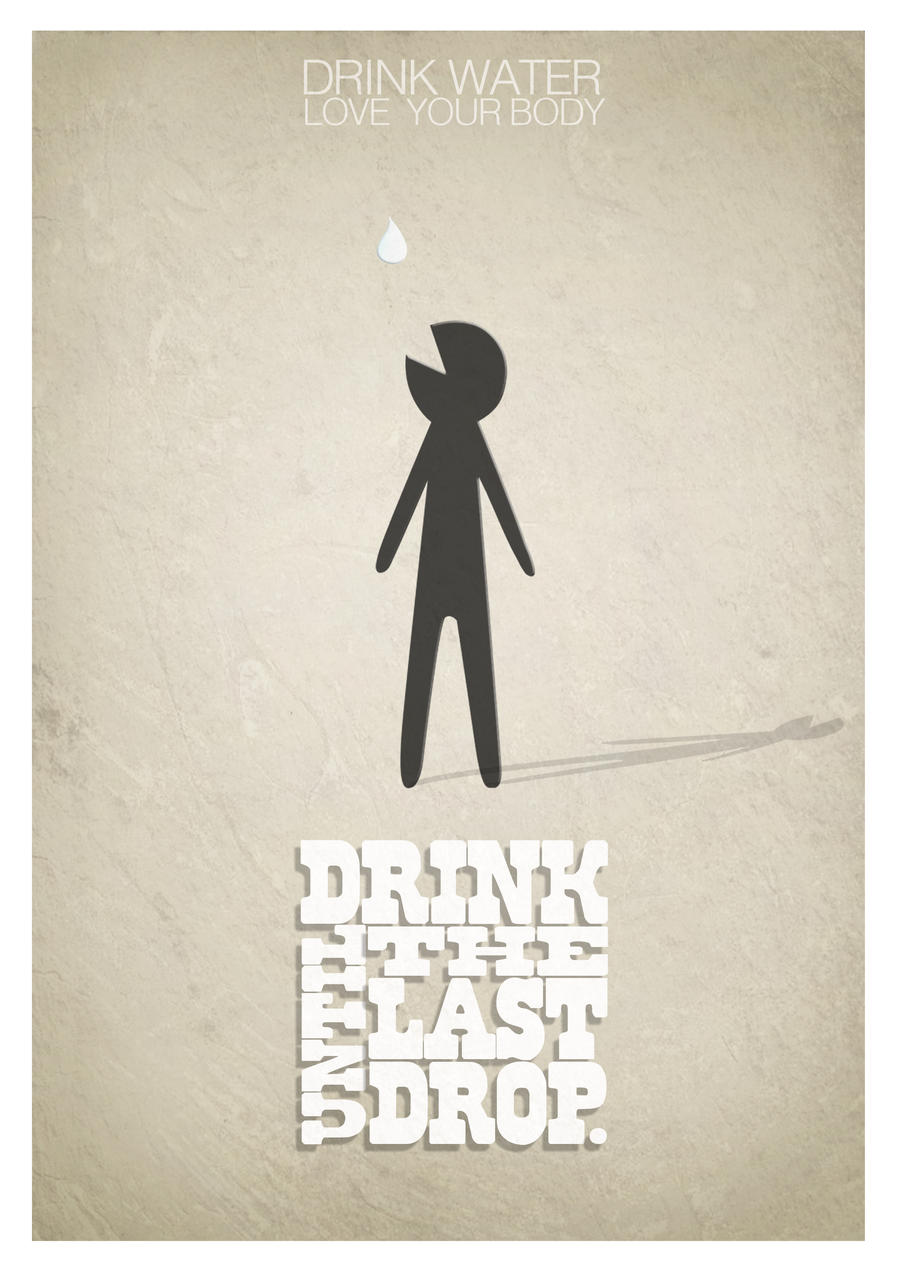 drink until the last drop by noodlekiddo