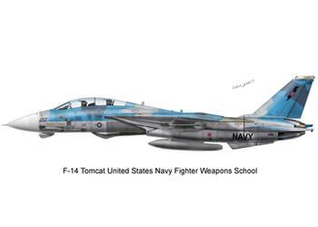 F-14 Top Gun by peter-pan03