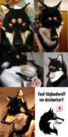 Dark Wolfdog