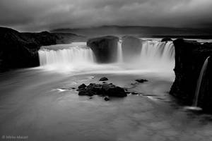 Godafoss by rattodisabina