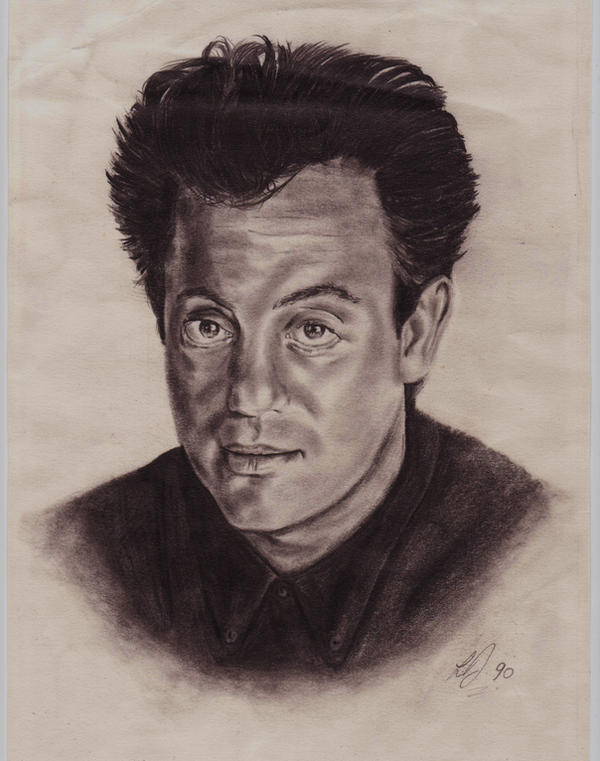Billy Joel 1990 by Leestonmond