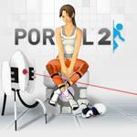 Chell Portal 2