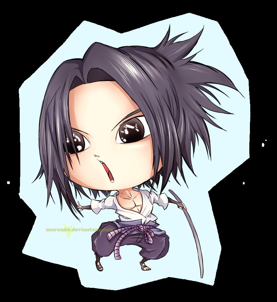 Chibi Sasuke fanart by maruu66 on DeviantArt