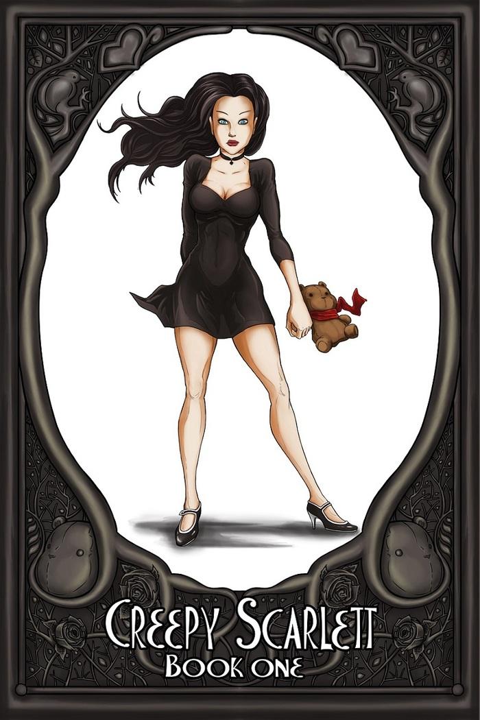 Creepy Scarlett Book One by maruu66