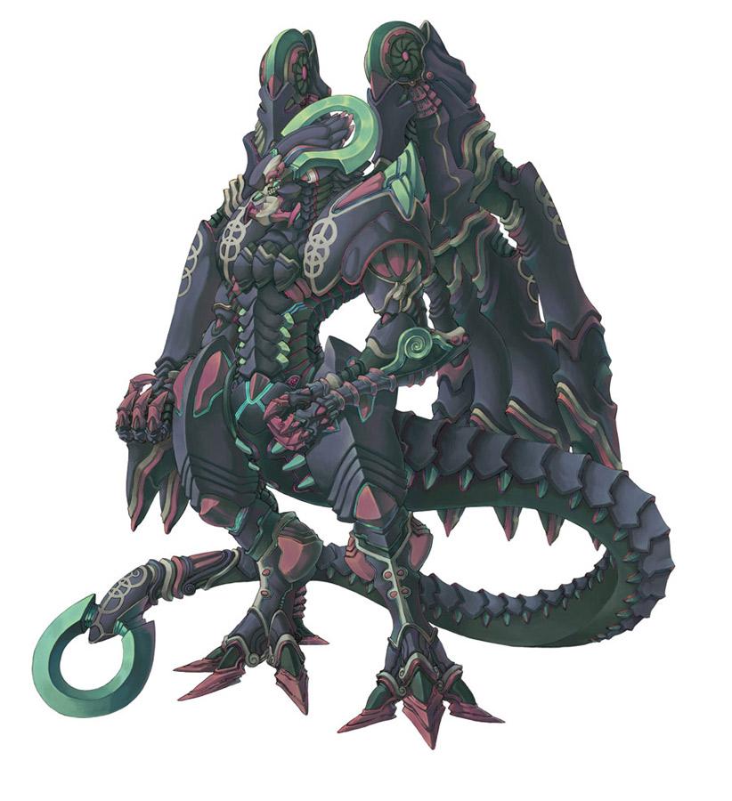 robot of the dragon by kitakazee on deviantart