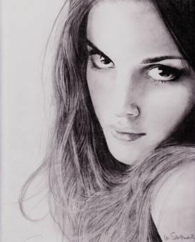 Sonja Kinski- Zoey from L4D
