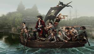 Pirates KWD7