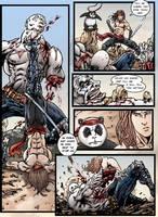 mojo sapiens page 6 by locohead