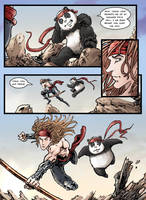 mojo sapiens page 8 by locohead