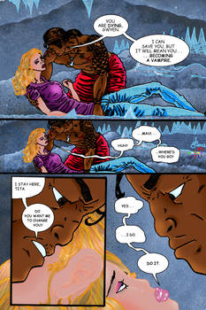 Peter Pan the Vampire 3rd Page 05