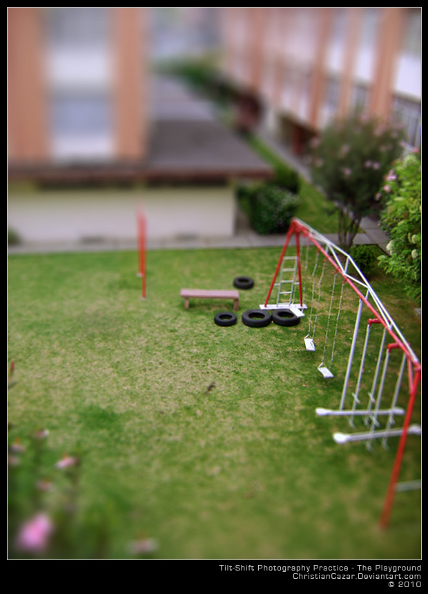 Tilt-Shift Practice 1 by Marzzel