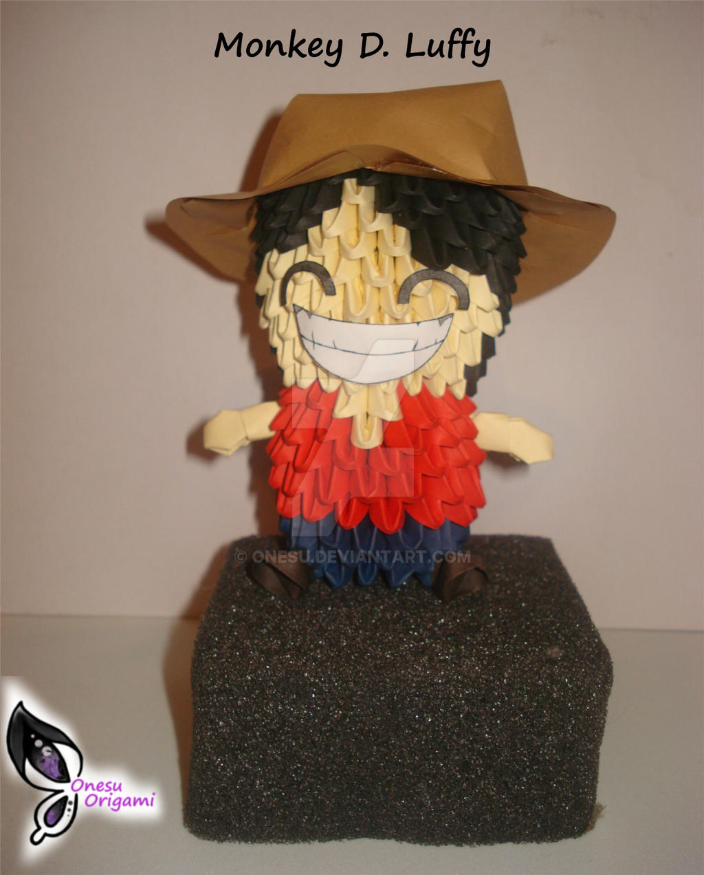 Monkey D Luffy By Onesu