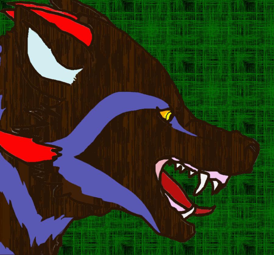 Zodoran , a man-made beast by Lysandrus