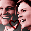 Booth and Brennan Icon by questrmwindow