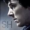 Sherlock Icon by questrmwindow