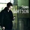 John Watson Icon by questrmwindow