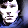 Sherlock Icon 2 by questrmwindow