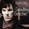 Sherlock Consulting Detective by questrmwindow