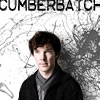 Cumberbatch on White by questrmwindow