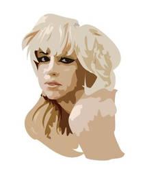 Lady Gaga by AshieiBiruchi